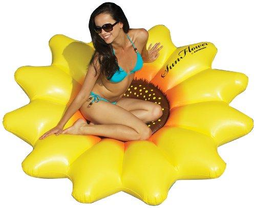 Giant Sunflower Pool Float