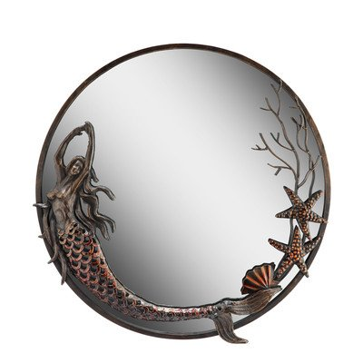 Beautiful Mermaid Wall Mirror