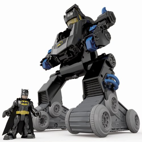 Cool Batman Robot for Boys