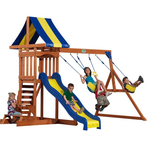 Affordable Backyard Playset