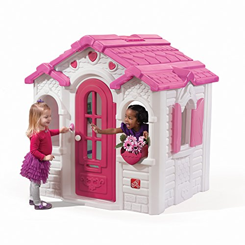 Great Christmas Gift Idea For 3 Year Old Girls Cutest Playhouse