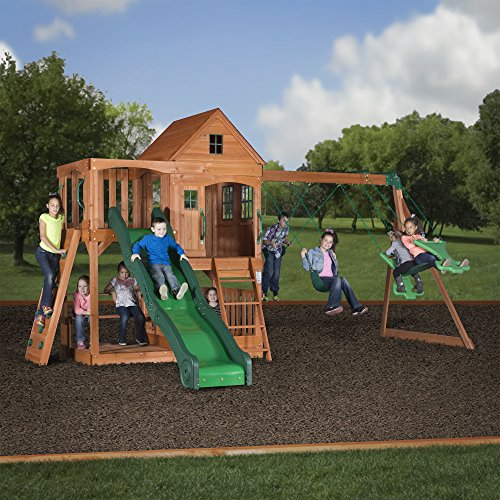 best backyard swing sets for kids
