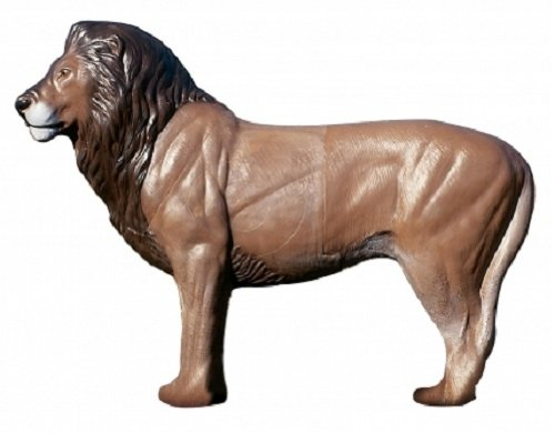 Pinnacle African Lion 3D Hunting Archery Target Decoy