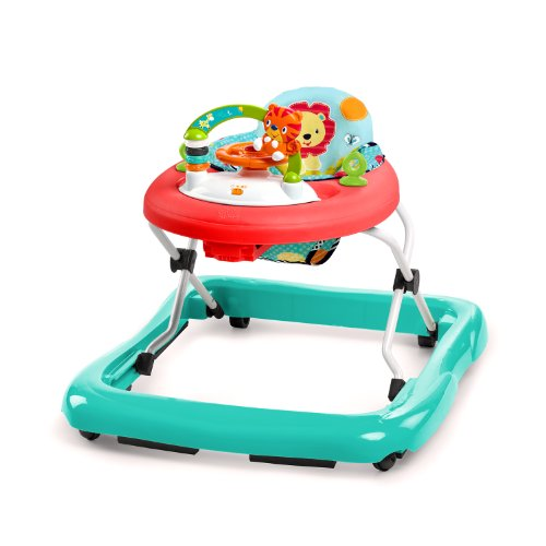 Cutest Safari Theme Colorful Baby Walker