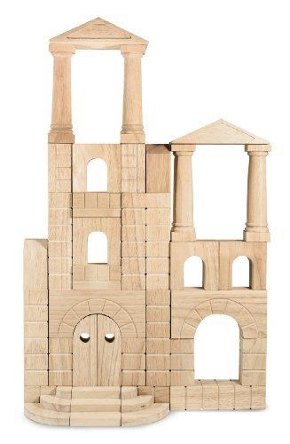 Wooden Building Blocks for Kids