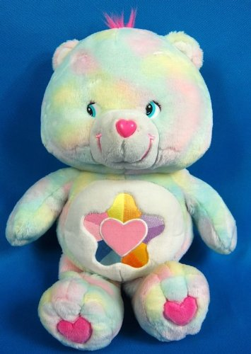 cute vintage care bears plush bears