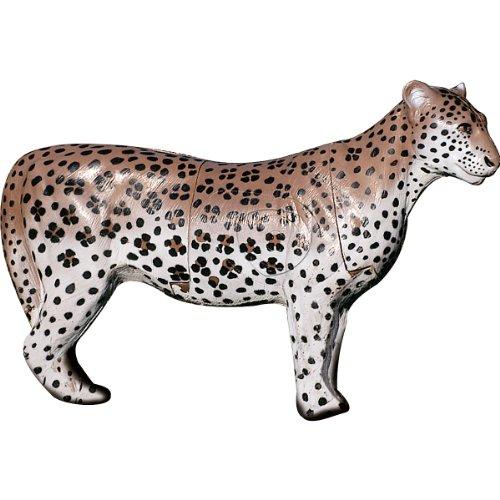 Cool African Leopard 3D Archery Target