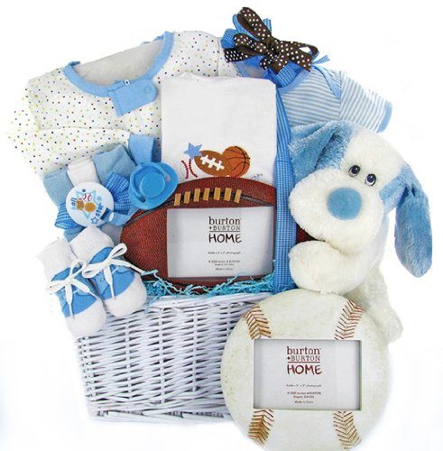Best Gifts for a New Baby Boy