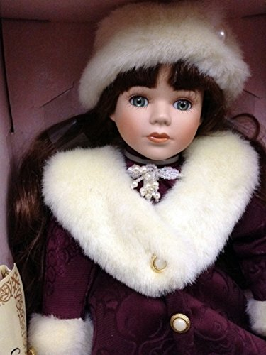 Limited Edition Fine Bisque Porcelain Doll