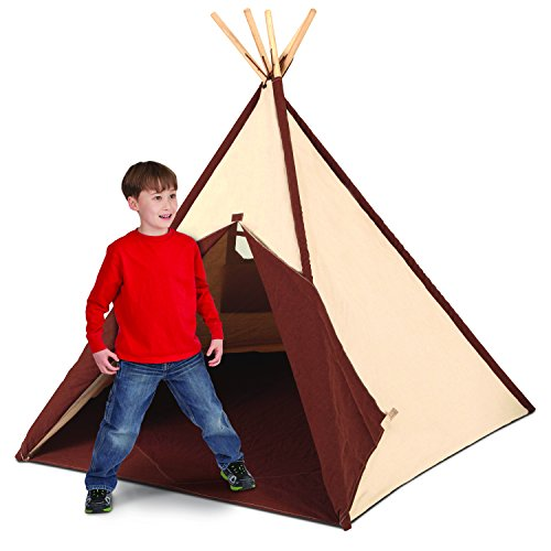 Authentic Tee Pee Tent for Kids