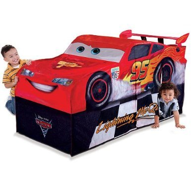 Cars Lightning McQueen Coolest Vehicle Play Tent for Boys