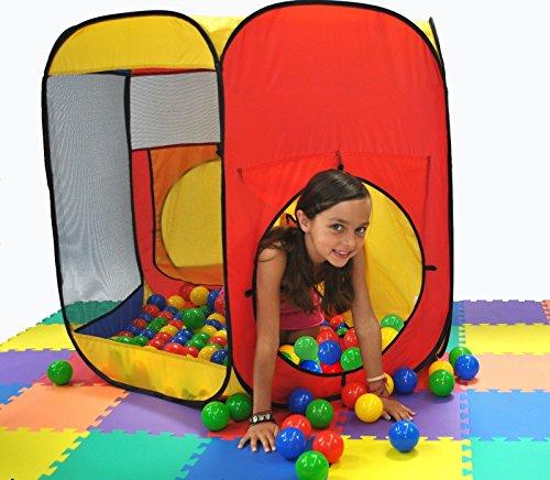 Indoor Hexagon Kids Play Tent Ball Pit