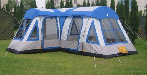 Tahoe Gear Gateway 12-Person Deluxe Cabin Tent