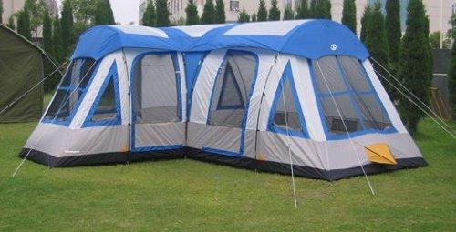 Tahoe Gear Gateway 12-Person Deluxe Cabin Tent