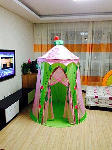 Large Size Pop up Indoor Castle Tent for Girls