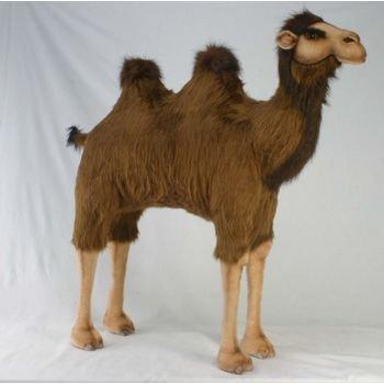 Realistic Plush Ride on Camel Stuffed Animal