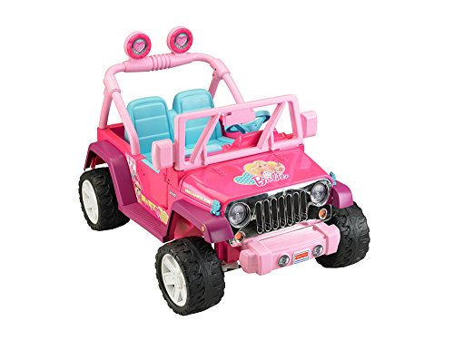 Cute Barbie Electric Car For Toddler Girls
