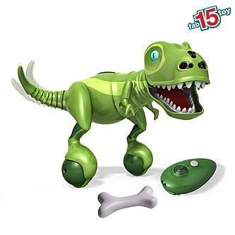 Zoomer Dino - Bonekruncher Electronic Dinosaur