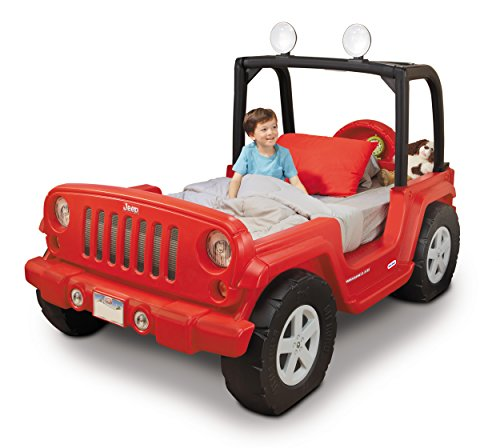 Fun Little Tikes Jeep Wrangler Toddler Bed for Boys