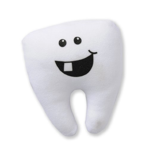 Cute Tooth Shaped Pillow
