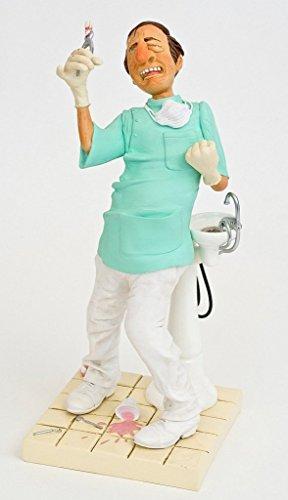 Large Dentist Figurine