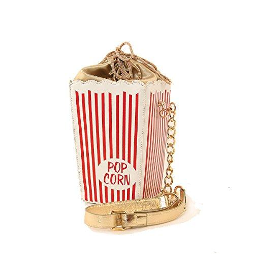 Fun Popcorn Purse