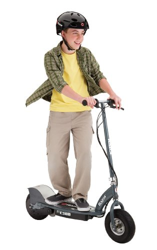 Razor E300 Electric Scooter cool gift idea for teen boys