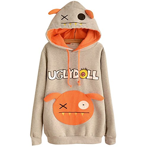 Fun Hoodies with Ears for Teen Girls