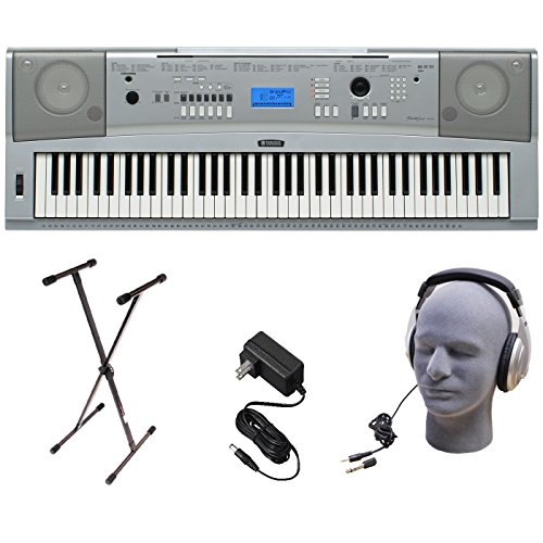 Yamaha Keyboard Bundle perfect for teen boys