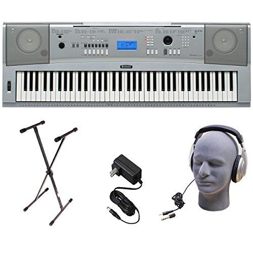 Yamaha Keyboard Bundle perfect for teen boys