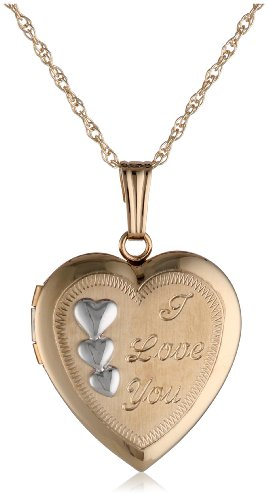 Beautiful Heart Shaped Locket for Her