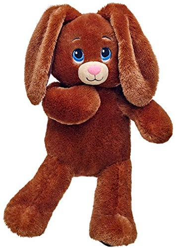 Beautiful Chocolate Brown Stuffed Bunny