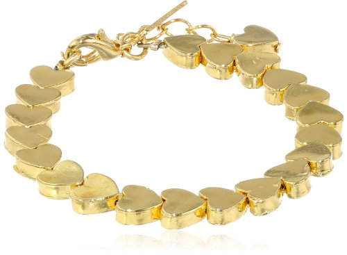 Cute Hearts Chain Bracelet