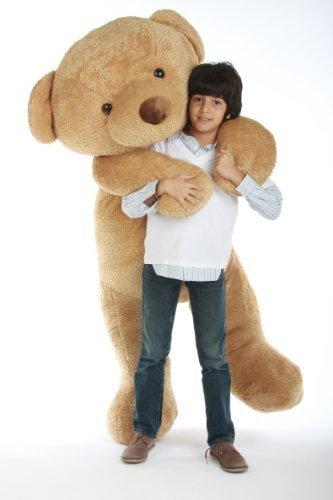 FUN Jumbo Plush Teddy Bear
