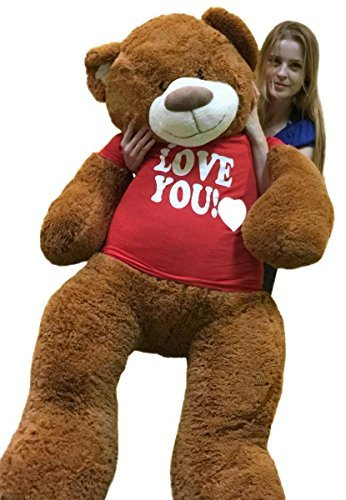 I Love You Giant Teddy Bear