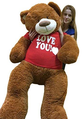 I Love You Giant Teddy Bear