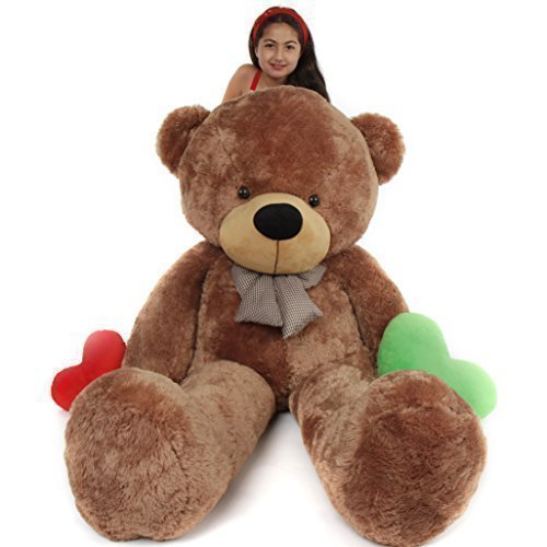 Gigantic Teddy Bears