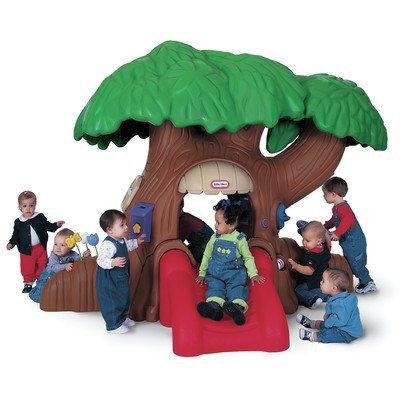 Tree Playground for Toddlers