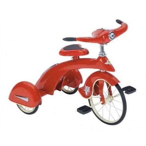 Vintage Style Tricycle for 2 Year Old Children