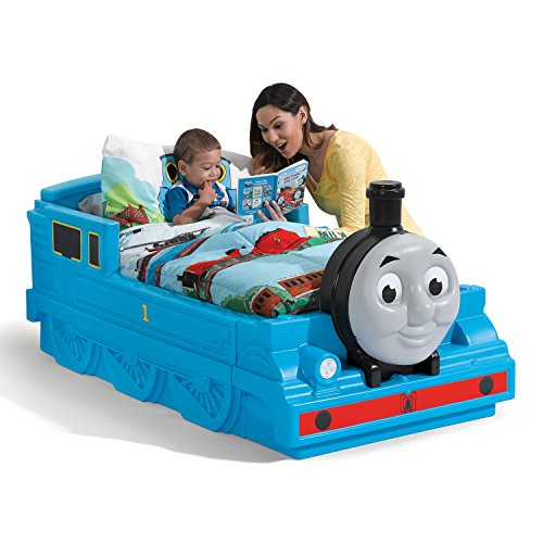 Cute Thomas The Tank Engine Toddler Bed
