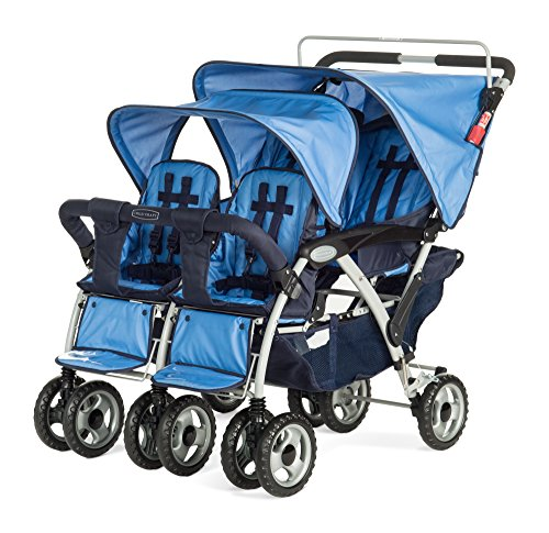 Affordable Stroller for Quads