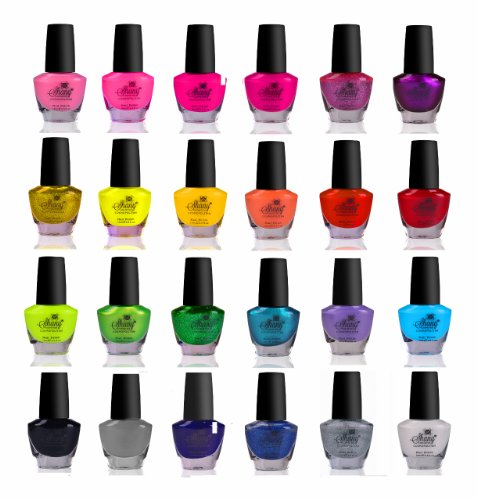 Fun Nail Polish Set for Teens