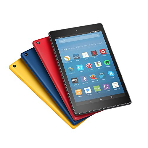 "All-New Fire HD 8 Tablet with Alexa, 8"" HD Display"