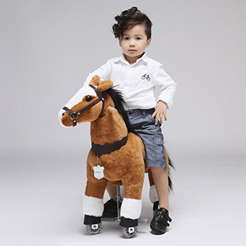 cute riding horse toy for kids