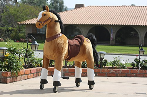 Walking Horse for Children 5 to 12 Years Old or Up to 110 Pounds